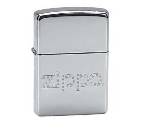 ZIPPO - with diamonds