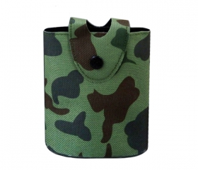 Pouzdro na placatici 200ml Army